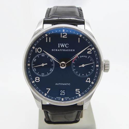 IWC ポルトギーゼ スーパーコピーIW500109 7DAYS ブラック