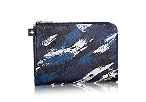 ルイヴィトン カモフラージュ 財布スーパーコピーポシェット・ジュールPM M61750