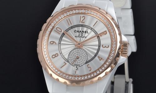 シャネルJ12 365スーパーコピー365 ダイヤモンド H3843