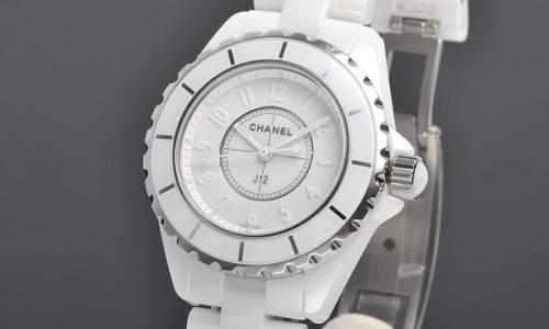 シャネルJ12 スーパーコピー33 ホワイトファントム H3442 ホワイトセラミック クオーツ
