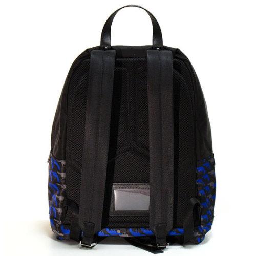 プラダ リュック コピー軽さと耐久性とファッション性のテスートナイロンPRADA プラダ メンズ リュック VZ0066 TESSUTO STAMPAT BLUETTE DIS