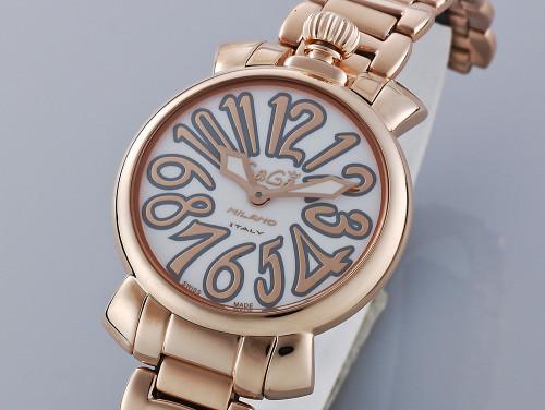 ガガミラノ マヌアーレ35MM スーパーコピー6021.1 GaGa MILANO レディース腕時計