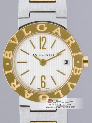 ブルガリ ブルガリブルガリ スーパーコピーBB23WSGD/N ホワイト