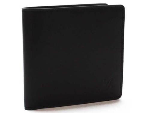 ルイヴィトン ノマド 財布スーパーコピーノワール ポルトフォイユマルコ M85016 二つ折り財布