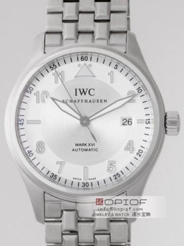IWC スピットファイヤー スーパーコピーIW325505 マークXVI シルバー