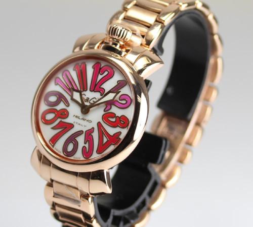 ガガミラノ マヌアーレ35MM スーパーコピー6021.3 GaGa MILANO レディース腕時計