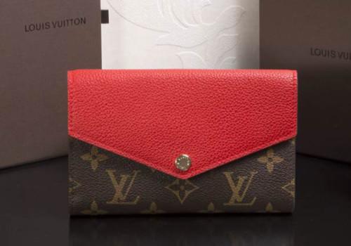 ルイヴィトン モノグラム・マカサー 財布スーパーコピーM60140