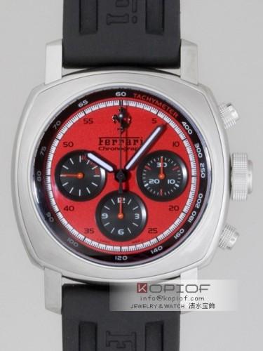 パネライ フェラーリ スーパーコピーグラントゥーリズモ クロノグラフ FER00013 45mm レッド