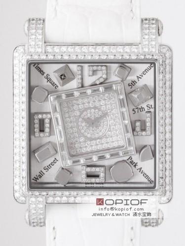 ジェイコブ エピック スーパーコピーJC-SKULL3 1重ベゼルダイヤ 47mm 全面ダイヤ
