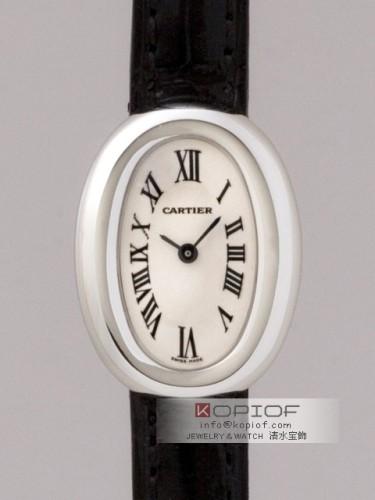 カルティエ ベニュワール スーパーコピーW1518956 WG 皮 ホワイト