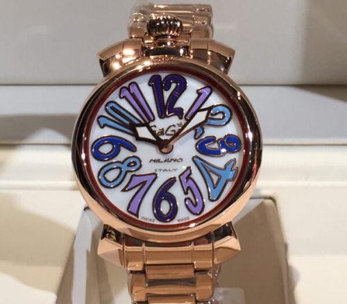 ガガミラノ マヌアーレ35MM スーパーコピー6021.2 GaGa MILANO レディース腕時計