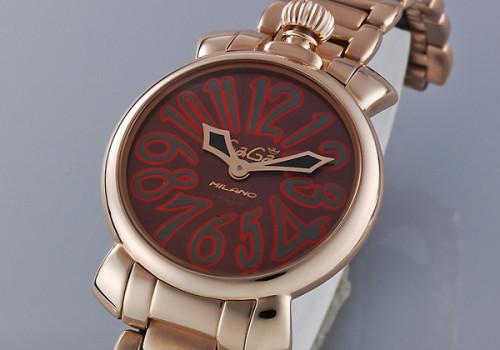 ガガミラノ マヌアーレ35MM スーパーコピーMANUALE 腕時計 GaGa MILANO 6021.4レディース
