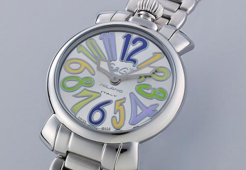 ガガミラノ マヌアーレ35MM スーパーコピー6020.5 GaGa MILANO レディース腕時計