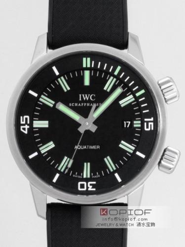 IWC アクアタイマー スーパーコピーヴィンテージ IW323101 ブラック