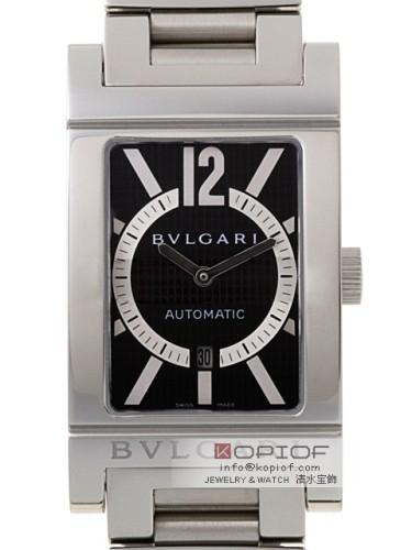 ブルガリ レッタンゴロ スーパーコピーRT45BRSSD ブラック