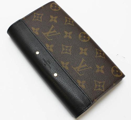 ルイヴィトン モノグラム・マカサー 財布スーパーコピーポルトフォイユ・パラス M58415