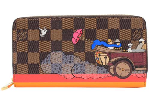ルイヴィトン モノグラム スーパーコピーキャンバス ジッピー・ウォレット N61240