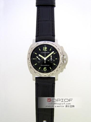 パネライ ルミノール スーパーコピークロノ PAM00215 40mm ブラック