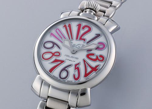 ガガミラノ マヌアーレ35MM スーパーコピー6020.4 GaGa MILANO レディース腕時計