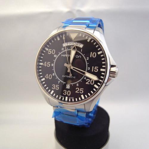 ハミルトン カーキ フィールド スーパーコピーメンズ H64615135 腕時計映画インターステラー使用限定モデル