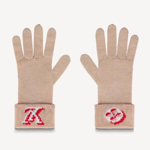 ルイヴィトン ゴン・3D モノグラム 手袋 偽物 M76450 M76451