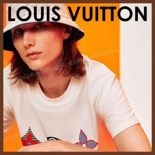 入手困難★SS20 LOUIS VUITTON ルイヴィトン キャップ コピー モノグラムデニムボブ リバーシブル M76212