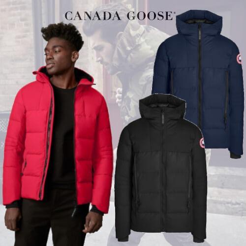カナダグーススーパーコピー CANADA GOOSE HYBRIDGE ダウンコート ジャケット 3色 防水
