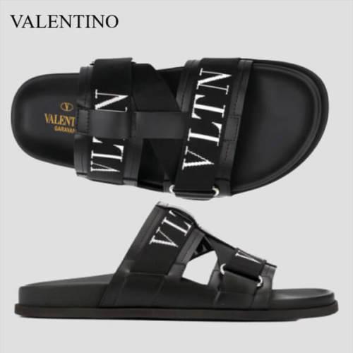 VALENTINO GARAVANI ヴァレンティノ サンダル コピー レザーサンダル TY0S0D41IGF 0NO