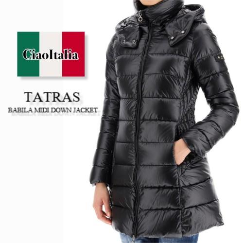 タトラス Tatras スーパーコピーBABILA MIDI DOWN JACKET LTAT20A4693