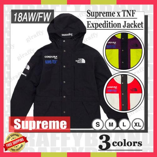 SUPREME / ザノースフェイスe Expedition Jacket コピー
