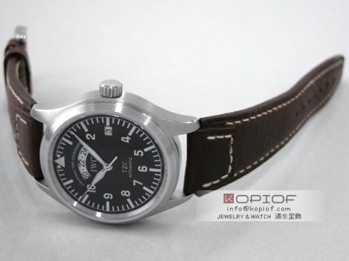 IWC パイロットウォッチ スーパーコピーIW325101 フリーガーUTC ブラック