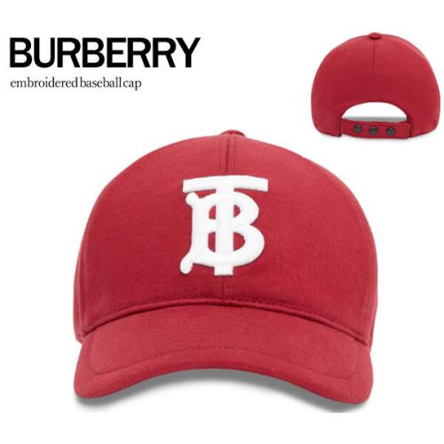 バーバリー キャップ コピー★BURBERRY★embroidered baseball cap
