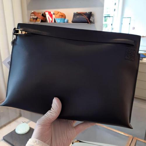 ロエベゲートバッグ 使い勝手 LOEWE T Pouch Bag/ショルダーバッグ 送料込み!126.57.R77
