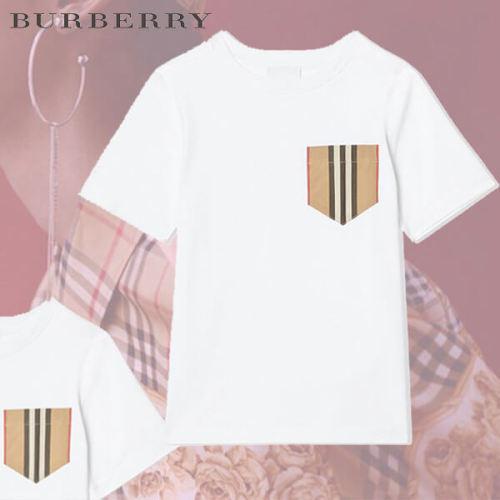 BURBERRY☆20SS バーバリー Tシャツ コピー アイコンポケット 半袖Tシャツ