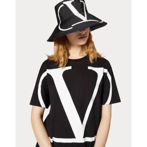 ヴァレンティノ キャップ コピー Valentino Garavani VLOGO Bucket Hat ハット