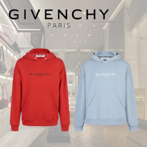 ジバンシー パーカー コピー GIVENCHY PARIS ヴィンテージ フーディ GIVENCHY PARISのロゴが