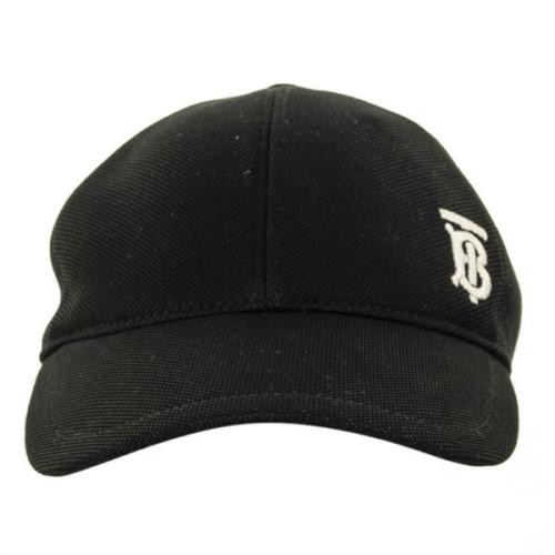 【ユニセックス】BURBERRY バーバリー キャップ コピー モノグラム ベースボール TB 80158811