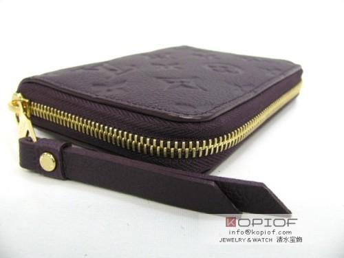 ルイヴィトン モノグラムアンプラント財布スーパーコピーポルトフォイユ・スクレットコンパクト フラム M93429