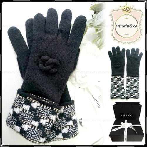 シャネル手袋スーパーコピー ギフトに 冬の必須アイテム 手袋A77542X11519