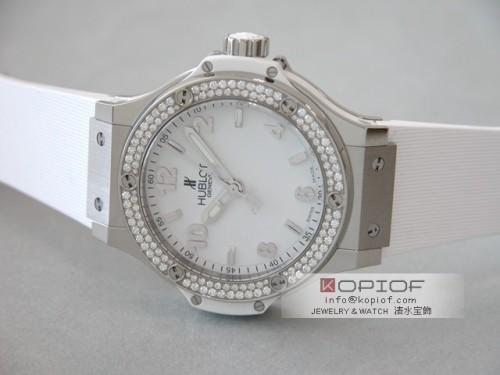 ウブロ ビッグバン スーパーコピー361.SE.2010.RW.1104 サンモリッツ ダイヤベゼル ホワイト