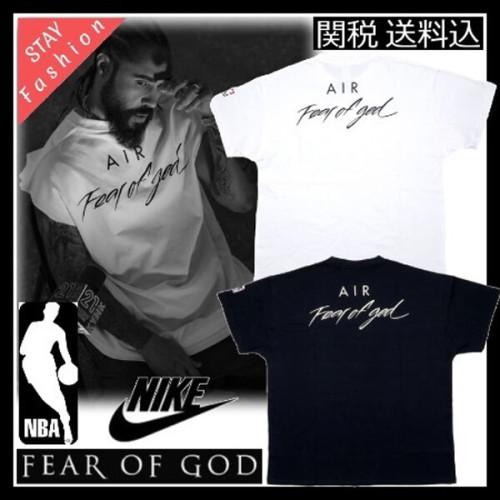 トリプルコラボ激レア! FEAR OF GOD x Nikeスーパーコピー Air Fear of God Tee