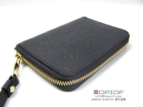 ルイヴィトン モノグラムアンプラント財布スーパーコピーポルトフォイユ・スクレットコンパクト アンフィニ M93430