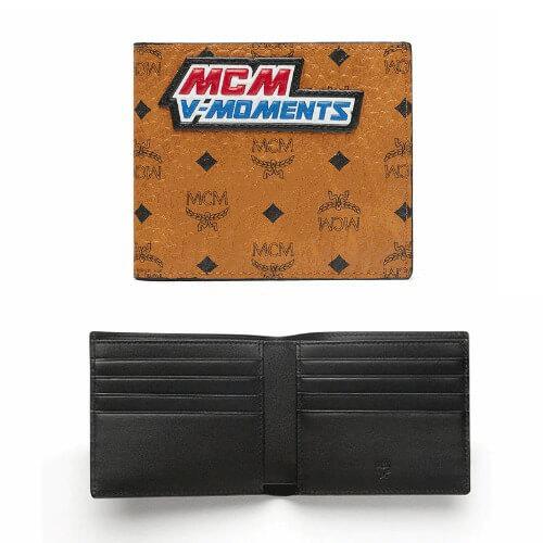 MCM 折りたたみ財布 2018 ビクトリーMXS8SVE24CO 小銭入れ MCM 財布コピー