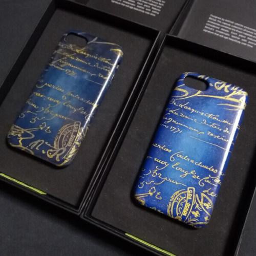 ベルルッティ スマホケース コピーBerluti iPhone8ケース 限定パティーヌ希少品