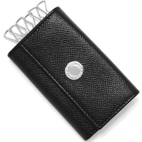 ブルガリ キーケース コピー キーケース クラシコ CLASSICO ブラック 20234 メンズ