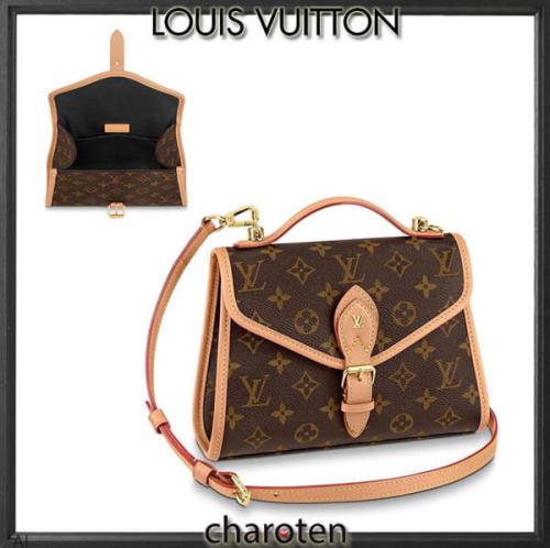 2020日本未発売新作 Louis Vuitton ルイヴィトン偽物 トップハンドル付 超限定 モノグラムショルダ