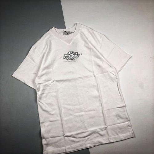 ナイキ ディオール コラボ偽物 tシャツ Dior & Air Jordan 2021ss