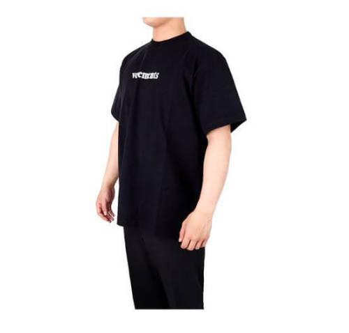 ヴェトモン tシャツ 偽物 VETEMENTS ロゴ Tシャツ SS20TR305