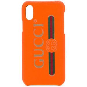 グッチ スマホケース コピー GUCCI ロゴ iPhone X ケース