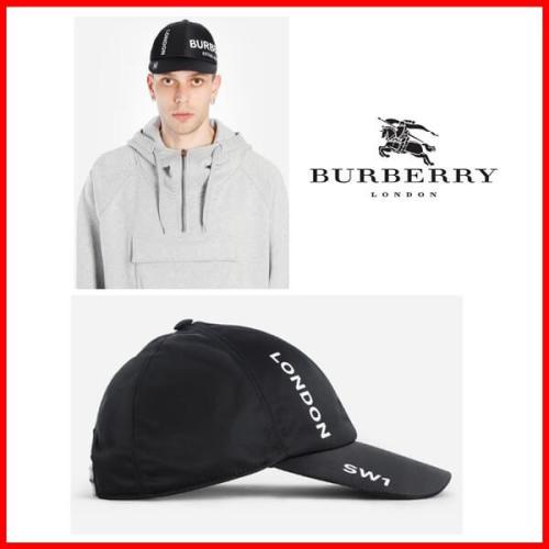 ◆BURBERRY バーバリー キャップ コピー◆ホースフェリーロゴ